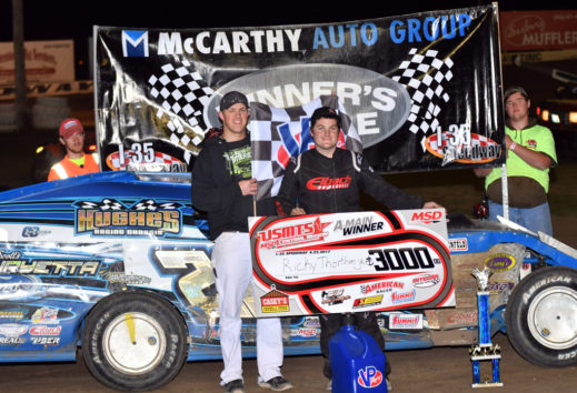Thorton, Tanner, Nunnikhoven and Smith all Winners at I-35 Speedway!!!!