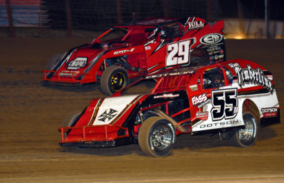 Timberline Trading Night at I-35 Speedway in Winston, MO
