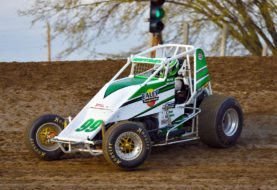 Lucas Oil, PowerI Non-Wing Sprints Set for Action this Saturday Night at I-35 Speedway