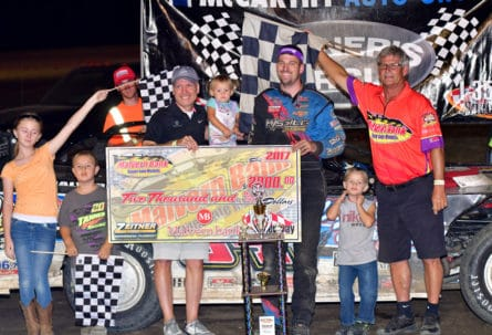 Malvern Bank Night was Full of Great Racing at I-35 Speedway in Winston, MO!!!!