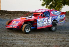 Kaster Celebration Night at I-35 Speedway this Saturday
