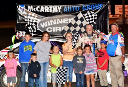McCarthy Auto Group and Generational Buildings Back to School Night at I-35 Speedway Winston, MO!!!