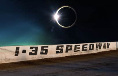 I-35 Speedway is going dark!