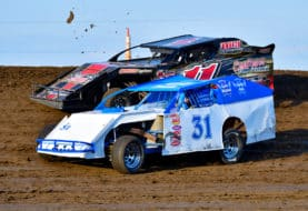 USRA Nationals at I-35 Speedway Winston, MO