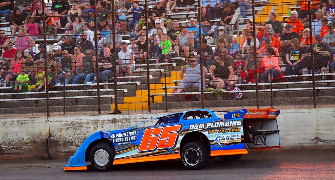 Late Models to Headline I-35 Speedway this Saturday Night