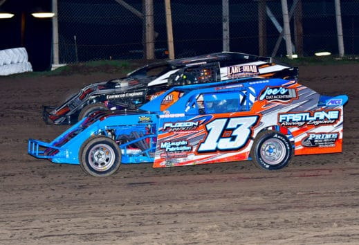 I-35 Speedway is racing this Saturday, October 28, 2017